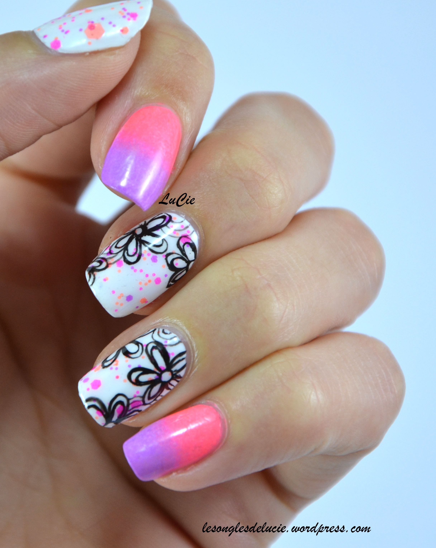 nail art colore